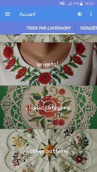 Embroidery pattern screenshot 2