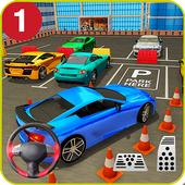 GT Mega Track Impossible Crazy Smart Car Parking icon