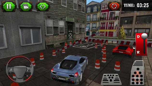 GT Mega Track Impossible Crazy Smart Car Parking screenshot 3