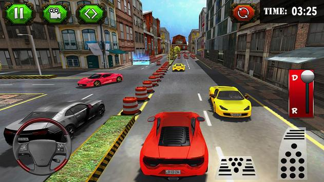 GT Mega Track Impossible Crazy Smart Car Parking screenshot 1