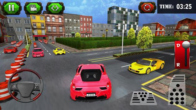 GT Mega Track Impossible Crazy Smart Car Parking screenshot 2