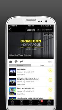 CrimeCon screenshot 1