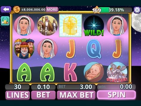 BIBLE SLOTS! Free Slot Machines with Bible themes! screenshot 4