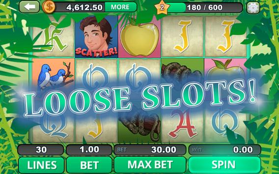 BIBLE SLOTS! Free Slot Machines with Bible themes! screenshot 1