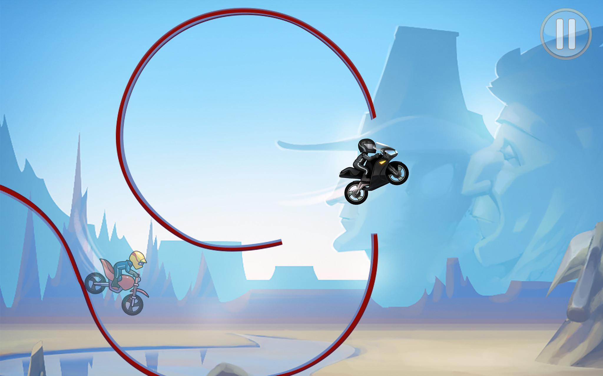 Bike Race screenshot 1