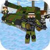 Cube Wars Battle Survival-icoon