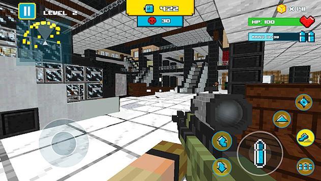 American Block Sniper Survival imagem de tela 13