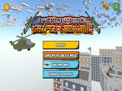 American Block Sniper Survival imagem de tela 10