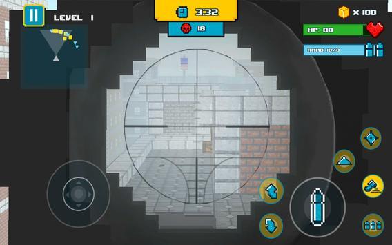 American Block Sniper Survival imagem de tela 15