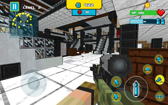 American Block Sniper Survival imagem de tela 2