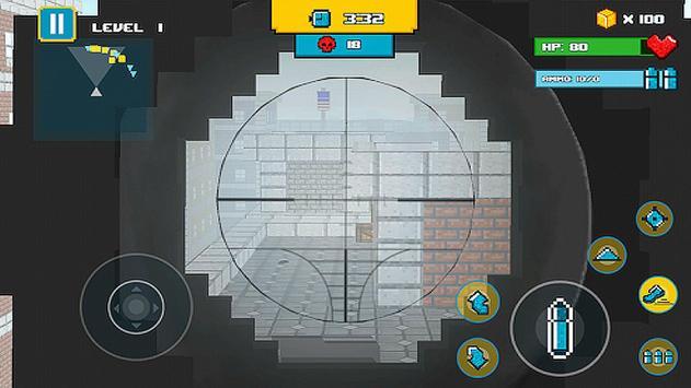 American Block Sniper Survival imagem de tela 3