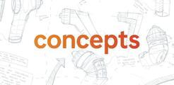 Concepts - Sketch, Design, Illustrate