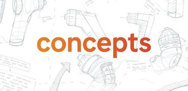 Concepts - Sketch, Design, Illustrate