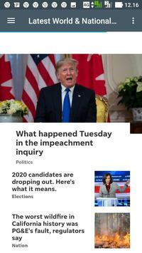 Top News World screenshot 4