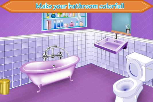 Bathroom Cleaning-Toilet Games screenshot 14