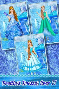 Fashion Ice Queen Hairstyles screenshot 9