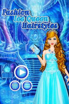 Fashion Ice Queen Hairstyles poster