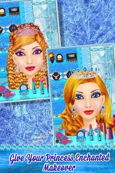 Fashion Ice Queen Hairstyles screenshot 13