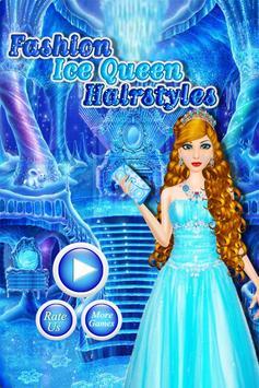 Fashion Ice Queen Hairstyles screenshot 10