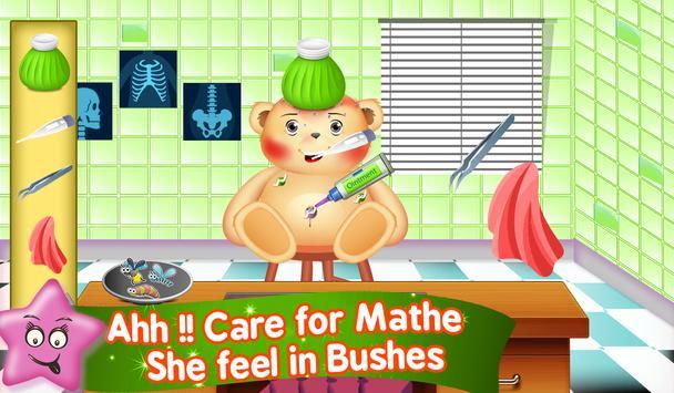 Baby Bear Daily Activities screenshot 14