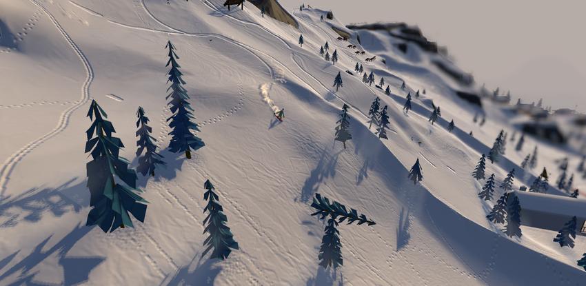 Grand Mountain Adventure: Snowboard Premiere-APK