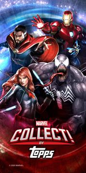 MARVEL Collect! by Topps® Card Trader poster