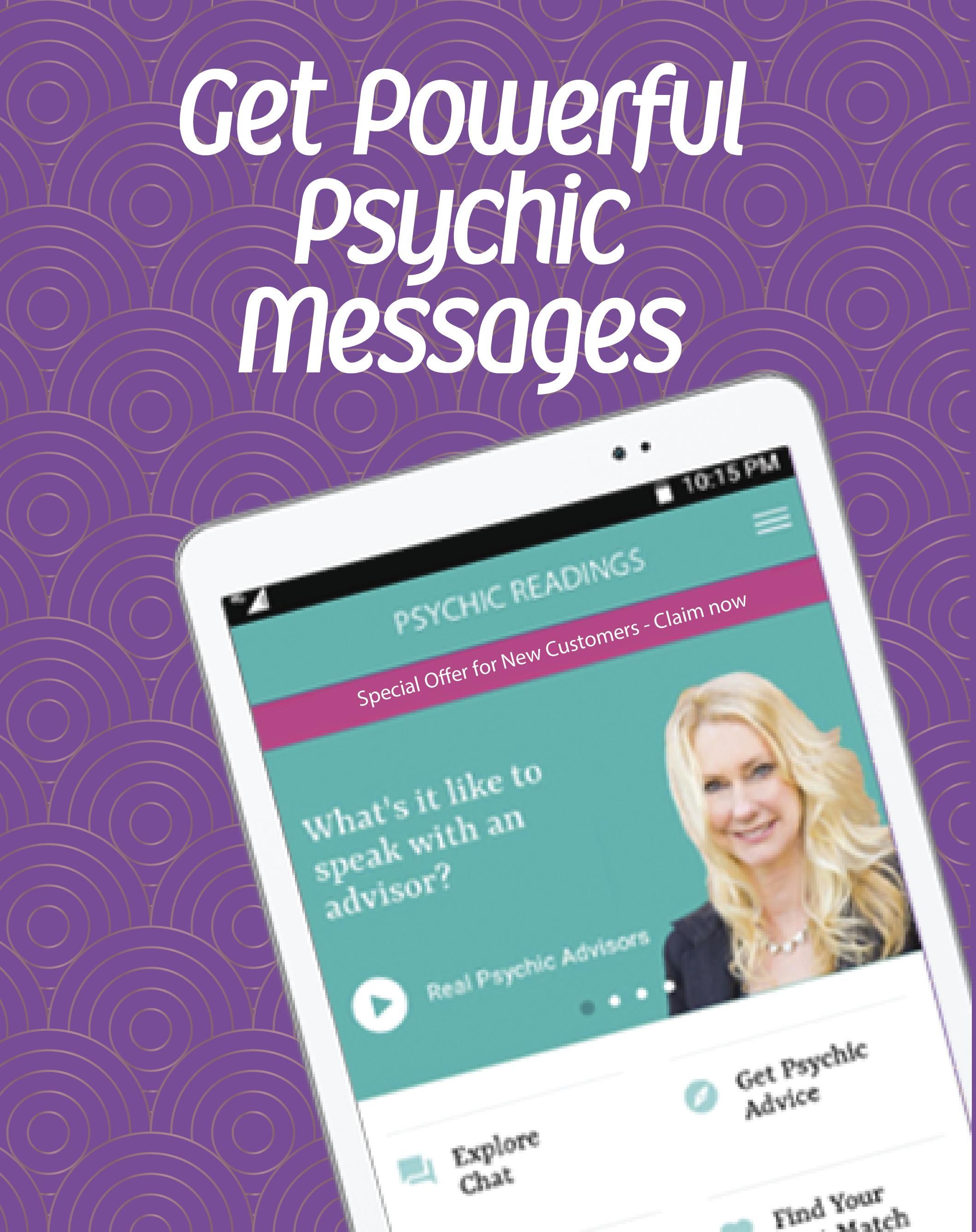Free Psychic Reading - Tarot & Psychic Chat for Android