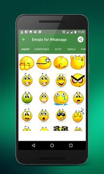 Emojis for whatsapp screenshot 6