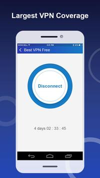 Super Vpn Master -  Hotspot Unblock proxy server screenshot 1