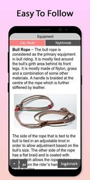 Easy Bull Riding Tutorial screenshot 1
