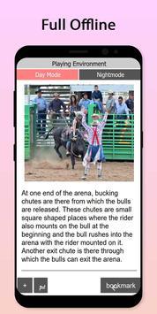 Easy Bull Riding Tutorial screenshot 3