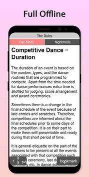Easy Competitive Dance Tutorial screenshot 3