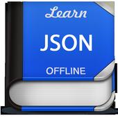 Easy JSON Tutorial icon