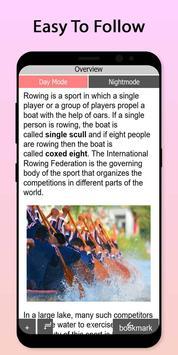 Easy Rowing Tutorial screenshot 1