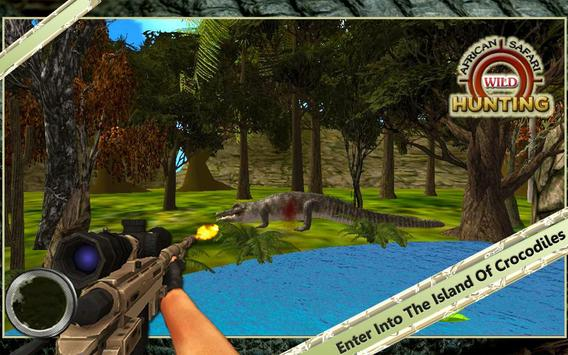 AFRICAN SAFARI WILD HUNTING screenshot 5