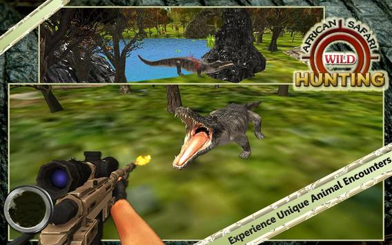 AFRICAN SAFARI WILD HUNTING screenshot 8