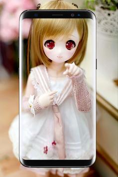 Doll Wallpaper HD screenshot 2