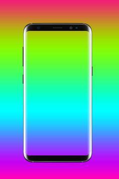 Pure Solid Color Wallpaper HD poster