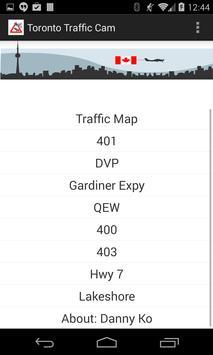 Toronto Traffic screenshot 12