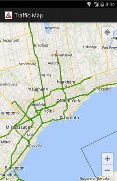 Toronto Traffic screenshot 14