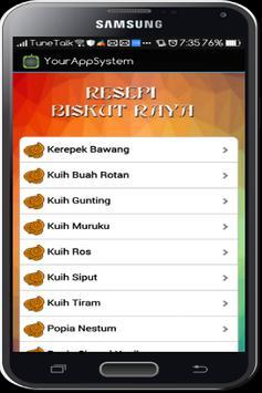 Resepi Biskut Raya screenshot 4