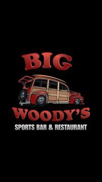 Big Woody's Sports Bar poster