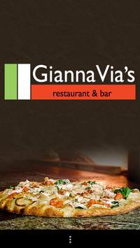 Gianna Via's Restaurant & Bar poster