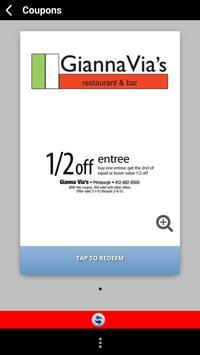 Gianna Via's Restaurant & Bar screenshot 2