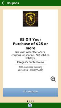 Keegan's Public House screenshot 3