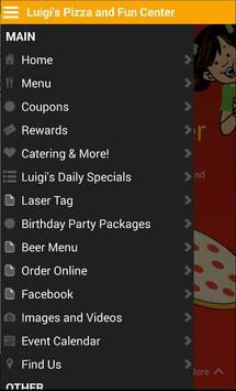 Luigi's Pizza and Fun Center screenshot 1