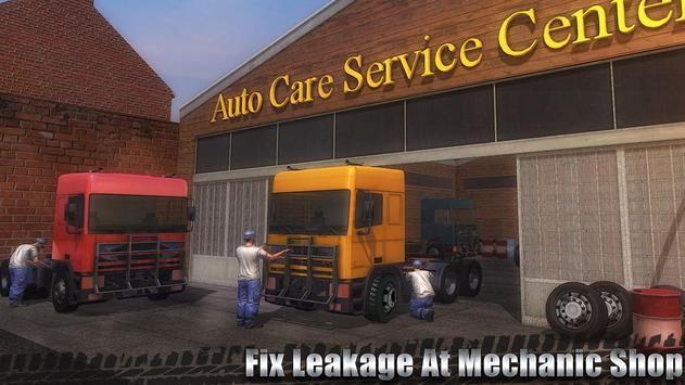 Oil Cargo Transport Truck screenshot 15