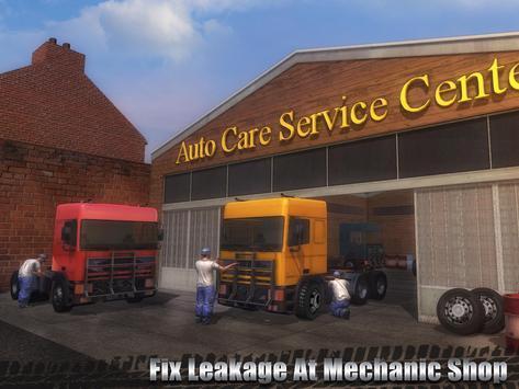 Oil Cargo Transport Truck screenshot 9