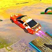 Impossible GT Car Stunts Racing icon