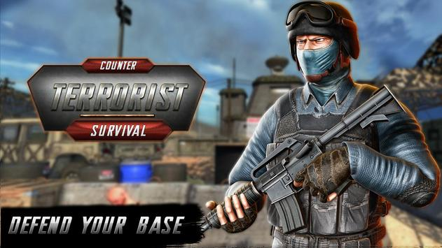 Counter Terrorist Survival poster